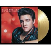 Elvis Presley Elvis For Christmas 180gm Gold Vinyl - Lp Importado