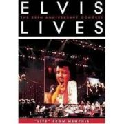 Elvis Presley: Lives - The 25th Anniversary Concert - Dvd