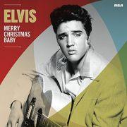 Elvis Presley Merry Christmas Baby - Lp Importado