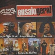Ensaio Geral - MultiShow - Cd Nacional