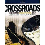 Eric Clapton - Crossroads Guitar Festival 2010 - Blu Ray Importado