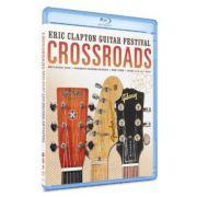Eric Clapton - Crossroads Guitar Festival 2013 - Blu Ray Importado