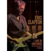 Eric Clapton - Live In San Diego With Special Guest JJ Cale - Blu ray Importado