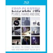 Eric Clapton - Planes, Trains And Eric - Blu Ray