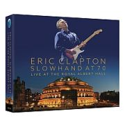 Eric Clapton - Slowhand at 70 Live at the Royal Albert Hall 2 dvds + Cd Importados
