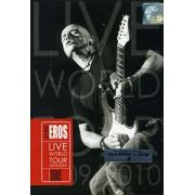 Eros Ramazzotti - Live World Tour 2009-2010 - 2 Cds + Dvd Importados