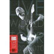 Eros Ramazzotti - Live World Tour 2009-2010 - 2 Cds + Dvd Importados