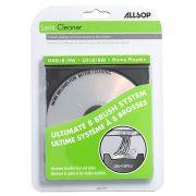 Escova / Limpador de Lentes CD Player Allsop - Eight Brush CD Laser Lens Cleaner