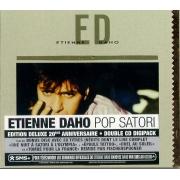 Etienne Daho Pop Satori Deluxe Edition - 2 Cds Importados