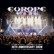 Europe - Final Countdown 30th Anniversary Show Live At the Roundhouse - 2 Cds + Blu Ray Importados