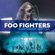 Foo Fighters Live At Glastonbury 2017 Part 2- LP Importado