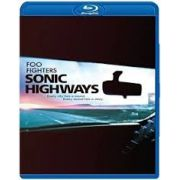 Foo Fighters - Sonic Highways -  Blu Ray