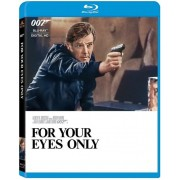 For Your Eyes Only - Blu ray Importado