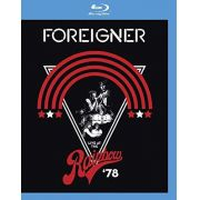 Foreigner - Live At The Rainbow 78 - Blu Ray Importado