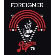 Foreigner - Live At The Rainbow 78 - Dvd Importado