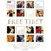 Free Tibet - Dvd Importado
