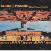 Gabriel O Pensador - Cavaleiro Andante - Cd Nacional