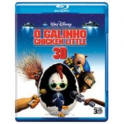 Galinho Chicken Little / Blu Ray 3d