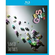 Genesis - Sum Of The Parts - Blu Ray