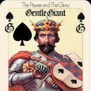 Gentle Giant -  Power & the Glory - CD IMPORTADO