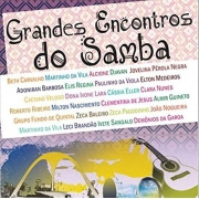 Grandes Encontros do Samba - Cd Nacional