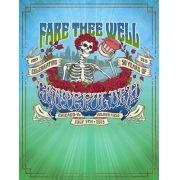 Grateful Dead - Fare Thee Well - Blu ray Importado