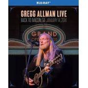 Gregg Allman Live - Back To Macon, Ga 2014 - Blu Ray Importado