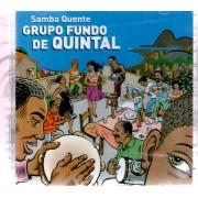 Grupo Fundo de Quintal - Samba Quente - Cd Nacional