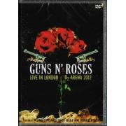 GUNS AND ROSES LIVE IN LONDON 2012 DVD NACIONAL