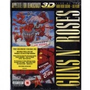 Guns N' Roses - Appetite for Democracy 3D: Live at the Hard Rock Casino - Blu Ray Importado