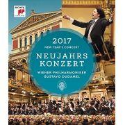 Gustavo Dudamel - Wiener Philharmoniker Neujahrskonzert / New Year's Concert 2017 - Dvd Importado