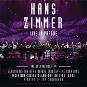 Hans Zimmer Live In Prague -2 Cds Importados