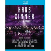 Hans Zimmer - Live In Prague - Blu Ray  Importado