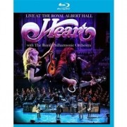 Heart - Live At Royal Albert Hall  - Blu ray Importado