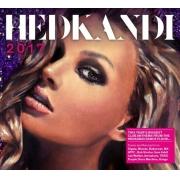 HedKandi - 2017 - 3 Cds Importados