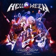 Helloween United Alive - Blu Ray Importado