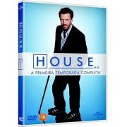 House - Primeira Temporada Completa - Box Dvd Nacional