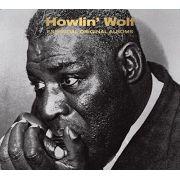Howlin' Wolf -  Essential Original Albums - 3 Cds Importados