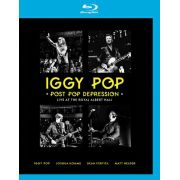 Iggy Pop - Post Pop Depression Live At The Royal Albert Hall -  2 Cds + Blu Ray Importados