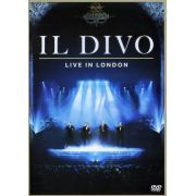 Il Divo - Live In London - Dvd Importado