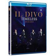 Il Divo  Timeless Live in Japan - Blu Ray Importado