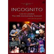 Incognito - Live in London - The 30th Anniversary Concert With Guests - Dvd Importado