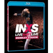 Inxs Live Baby Live: Live At Wembley Stadium - Blu Ray Importado