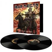 Iron Maiden - Death On The Road - 2 Lps  Importados