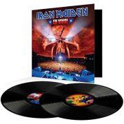 Iron Maiden -  En Vivo - 2 Lps  Importados