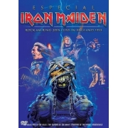 IRON MAIDEN ESPECIAL ROCK AM RING 2005 - LIVE IN ENGLAND 1993 DVD+CD NACIONAL