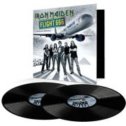 Iron Maiden - Flight 666 - 2 Lps  Importados