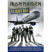 Iron Maiden - Flight 666 - Dvd Importado