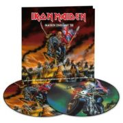Iron Maiden - Maiden England Live - 2 Lps Picture Importados