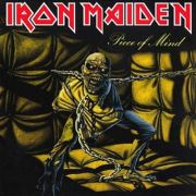 Iron Maiden Piece of Mind Remaster Japan - Cd Importado